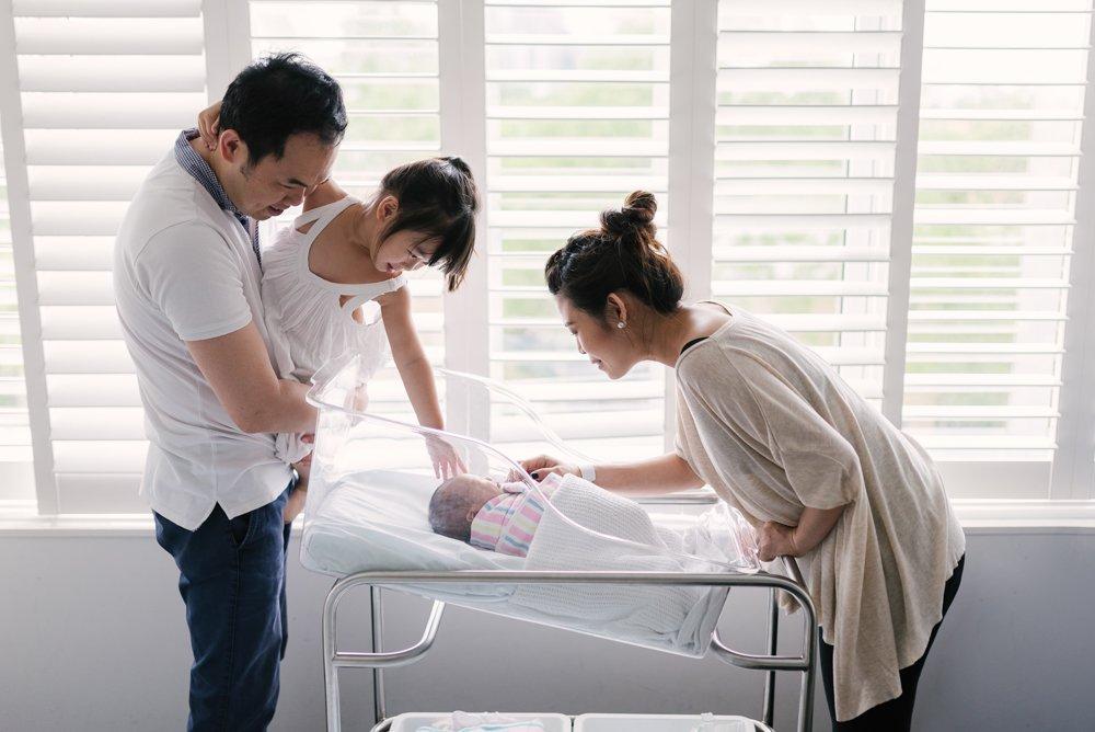 mater newborn