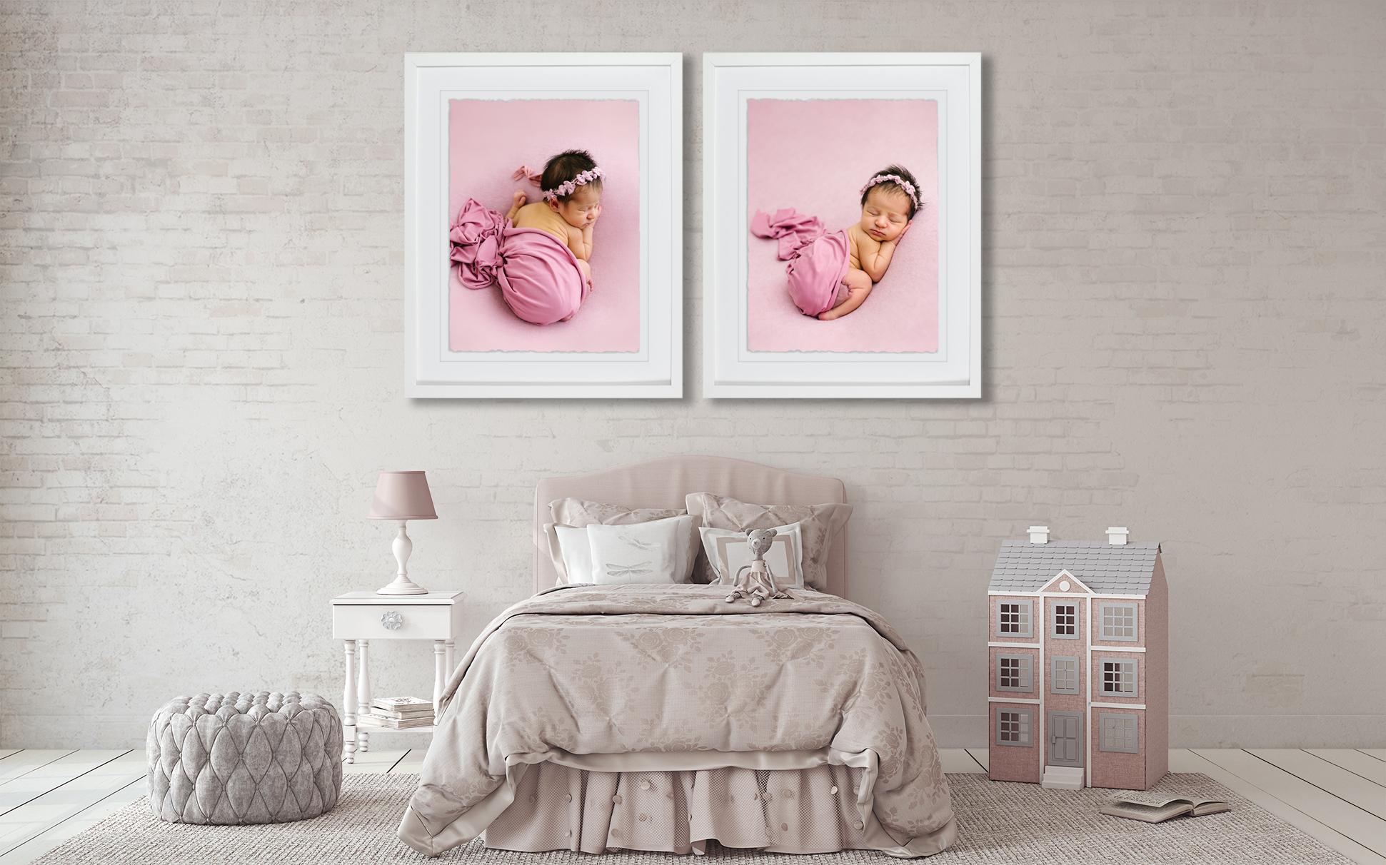 newborn wall art